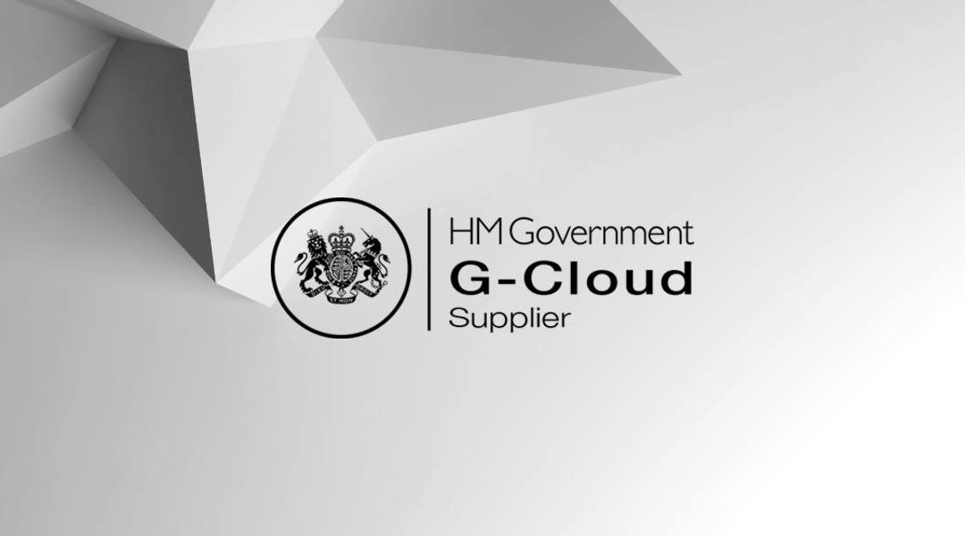 arbnco named a Confirmed Supplier on G-Cloud 12