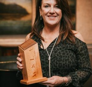 Our CEO, Maureen Eisbrenner, wins Women in Sustainability Leadership Award